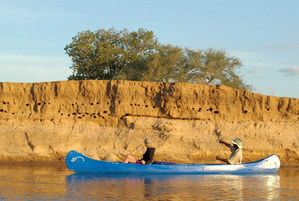 Great Zambezi Canoe Safari Tour