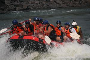 Zimbabwe - Overnight & Multi-day Rafting Tour Packages