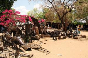 Craft Village Tour - Zimbabwe Side Tour Packages