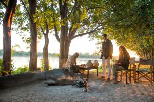 Luangwa Bush Camping Tour Packages